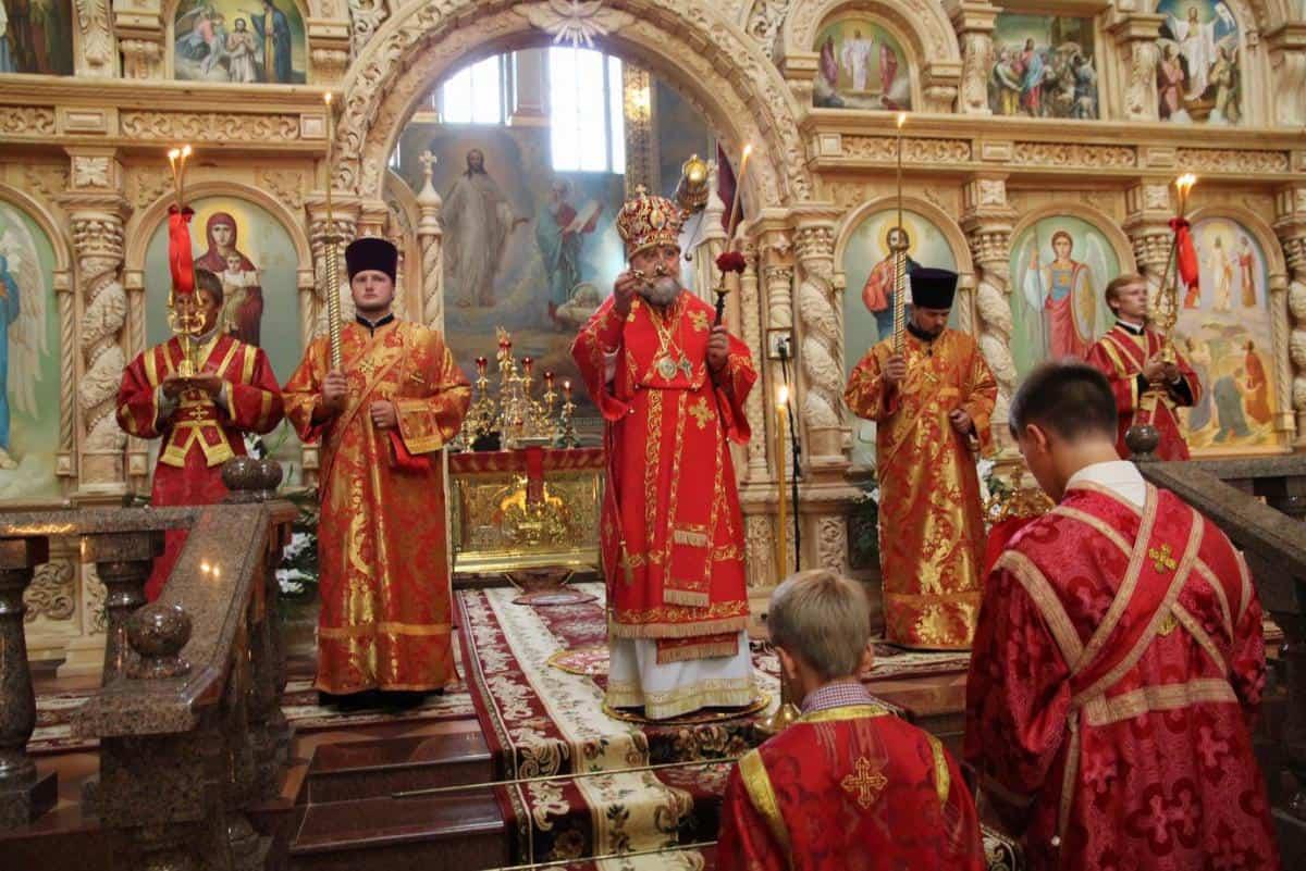 Житомирская Епархия